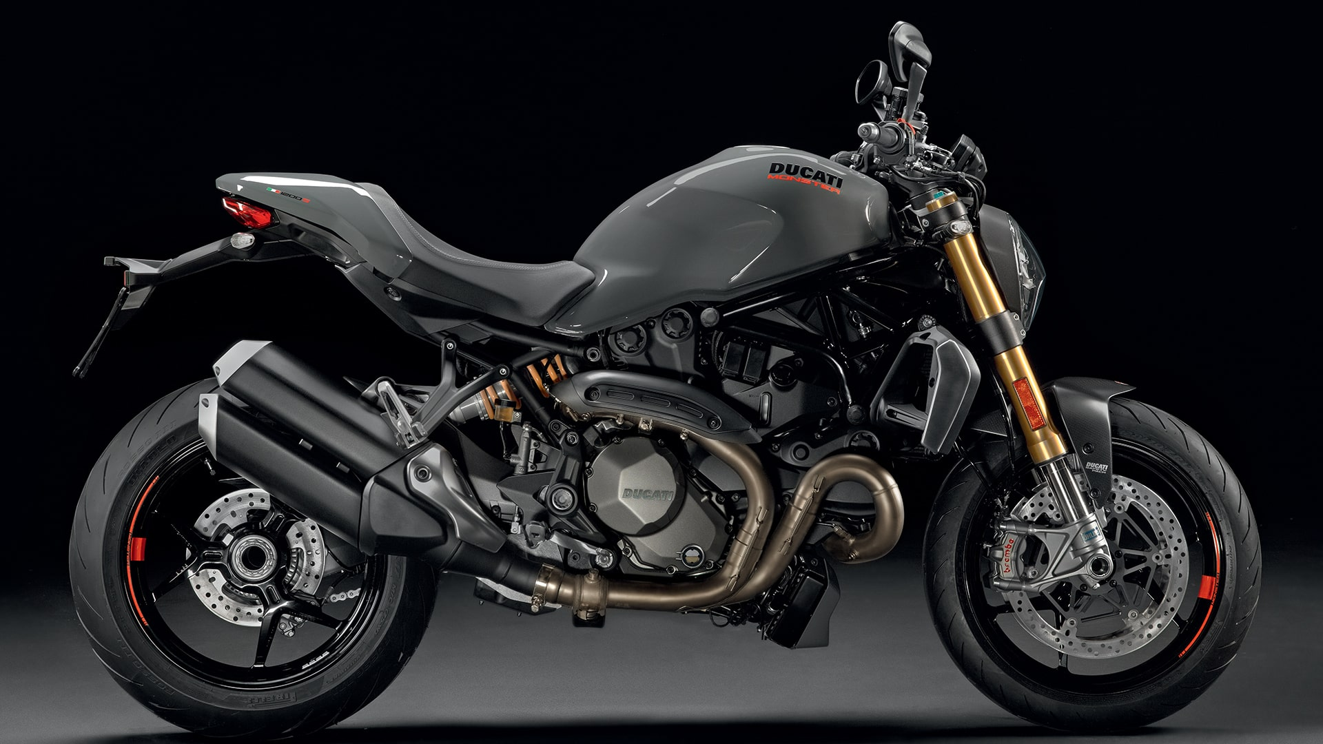 Ducati convoca Monster 1200S e SuperSport S para recall