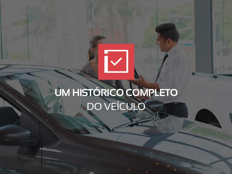 Histórico completo do veículo